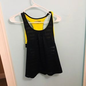 FOREVER 21 Workout Tank Never Worn Built-in Bra XS